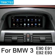 For BMW 3 E90 E91 E92 2008~2012 CIC Android Car radio GPS multimedia player WiFi screen Bluetooth map Navigation wifi system