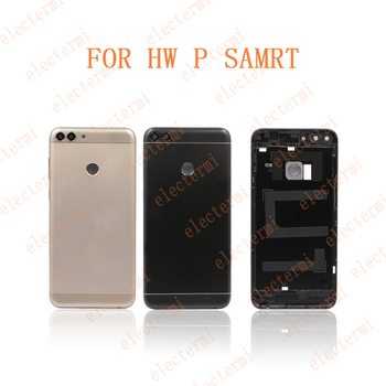 New Rear Back Battery P Smart/Enjoy 7S Housing Door Cover Case 5.6 for Huawei P Smart FIG-LX1 FIG-LA1 FIG-LX2 FIG-LX3 skinbox slim silicone 4people чехол для huawei p smart enjoy 7s transparent