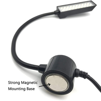 15/30 LED Sewing Machine Light AC110-265V LED Working Gooseneck Light Lamp Machine Accessories Luminaire Drop Shipping 1