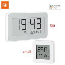 Xiaomi Mijia Bluetooth Digitale Thermometer Temperatuur Vochtigheid Sensor Lcd scherm Hygrometer Vocht Smart Linkage Mi App