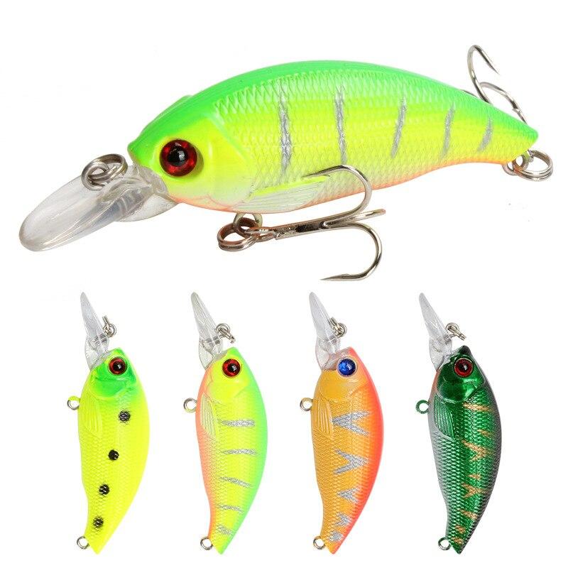 2021 3.6cm 4g Fishing Lures Crank Baits Mini Crankbait