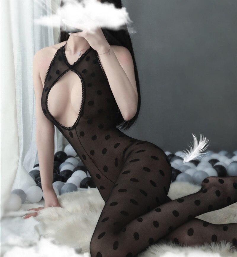 Sexy dessous porno teddy body heißer frauen sexy kostüme öffnen gabelung unterwäsche intimate schlauch strümpfe erotische dessous hot