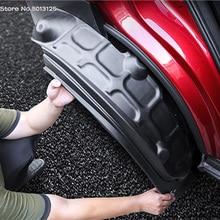 Car Rear Wheel Fender Special Rear Door  Rear Wheel Lining Fender Mudguard for Mazda CX30 CX 30 2020 2021 Car Accessories