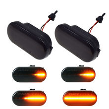 Marqueur lumineux Led dynamique pour FOCUS golf 3/4 PASSAT, 2 pièces