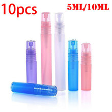 Perfume Atomiser-Spray-Bottles Travel-Containers 10ml Plastic Portable Cosmetic Makeup