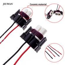 2 шт h8 h9 h11 керамическая розетка жгут проводов адаптер провода