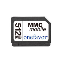 Onefour – carte numérique sécurisée MMC DV 512 mo, 13 broches avec adaptateur, lot de 10 pièces, RS MMC 512 mo RS-MMC