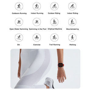Image 5 - Version mondiale Amazfit GTS montre intelligente Huami GPS professionnel étanche Smartwatch 12 Modes de Sport fréquence cardiaque Android iOS
