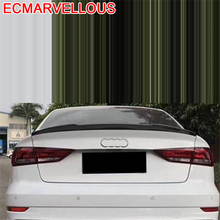 Automobiles Modified Upgraded Mouldings Car Styling protector Accessory Decorative Automovil Wing Exterior Spoilers FOR Audi S3