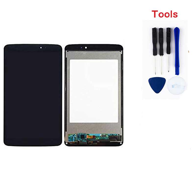New 8.3'' inch LCD DIsplay + <font><b>Touch</b></font> <font><b>Screen</b></font> Digitizer Glass Assembly For <font><b>LG</b></font> G Pad 8.3 <font><b>V500</b></font> Wifi Version LCD Replacement image