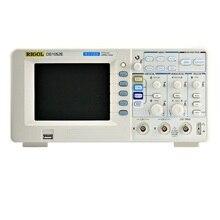RIGOL DS1052E 50 МГц цифровой осциллограф 2 аналоговых канала 50 МГц полоса шириной 2-канальный цифровой осциллограф