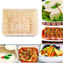 DIY Kunststoff Tofu Drücken Mould Hausgemachte Tofu Form Soja Quark Tofu, Der Form Küche Kochen Werkzeug