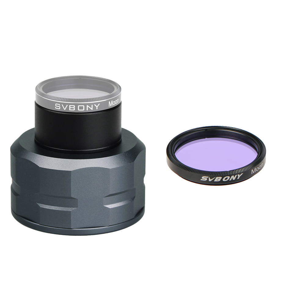 Telescope Camera SV105 Filter 25 Cuts Skyglow SVBONY Inch Electronic 1 For W Eyepiece Light 25inch 2MP Moon Pollution Amp 1 Astronomy