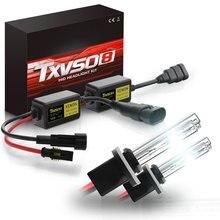 2pcs 55W HID Xenon Headlight Conversion KIT Bulbs H1 H3 H4 H7 H11 9005 9006 880/881 3000K 4300K 5000K 6000K 8000K 10000K LD Bulb