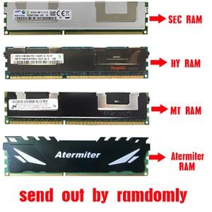 Image 5 - X79 Turbo Motherboard LGA2011 ATX Combos E5 2689 CPU 4pcs x 4GB = 16GB DDR3 RAM Radiator 1600Mhz PC3 12800R PCI E NVME M.2 SSD
