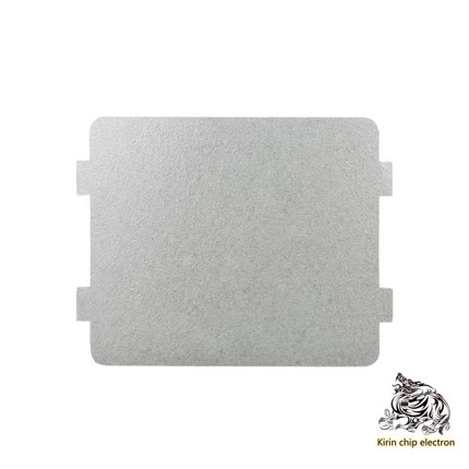 2PCS /LOT Microwave Oven Accessories Thick Mica Plate Universal Desktop Furnace Anti-spill Board Mica Sheet