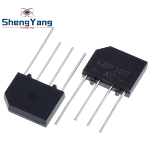 ShengYang 10pcs KBP307 bridge rectifier 3A700v