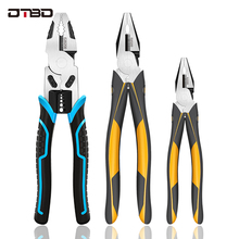 Industrial grade Wire Pliers Set Stripper Crimper Cutter Needle Nose Nipper Wire Stripping Crimping Multifunction Hand Tools free shipping pro skit electrician cable cutter pliers diagonal wire nipper multifunction hand toolkit for electronics repair