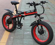 S9F Hot Sale Electric Bike 20 inch 750W/1000W motor 10AH battery folding electric bicycle