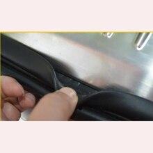 Подходит для 08-18 для Chevrolet Captiva задняя защитная накладка задняя коробка защитная пластина Добро пожаловать Подножки Copage модификация