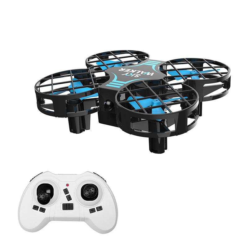 H823H Grid Mini Unmanned Aerial Vehicle Mini Remote Control Aircraft CHILDREN'S Toy Aircraft Model