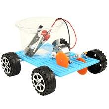 1 шт. Волшебная Студенческая научная экспериментная игрушка, автомобиль с соленой водой, научная игрушка, «сделай сам», химическая вещица, д...