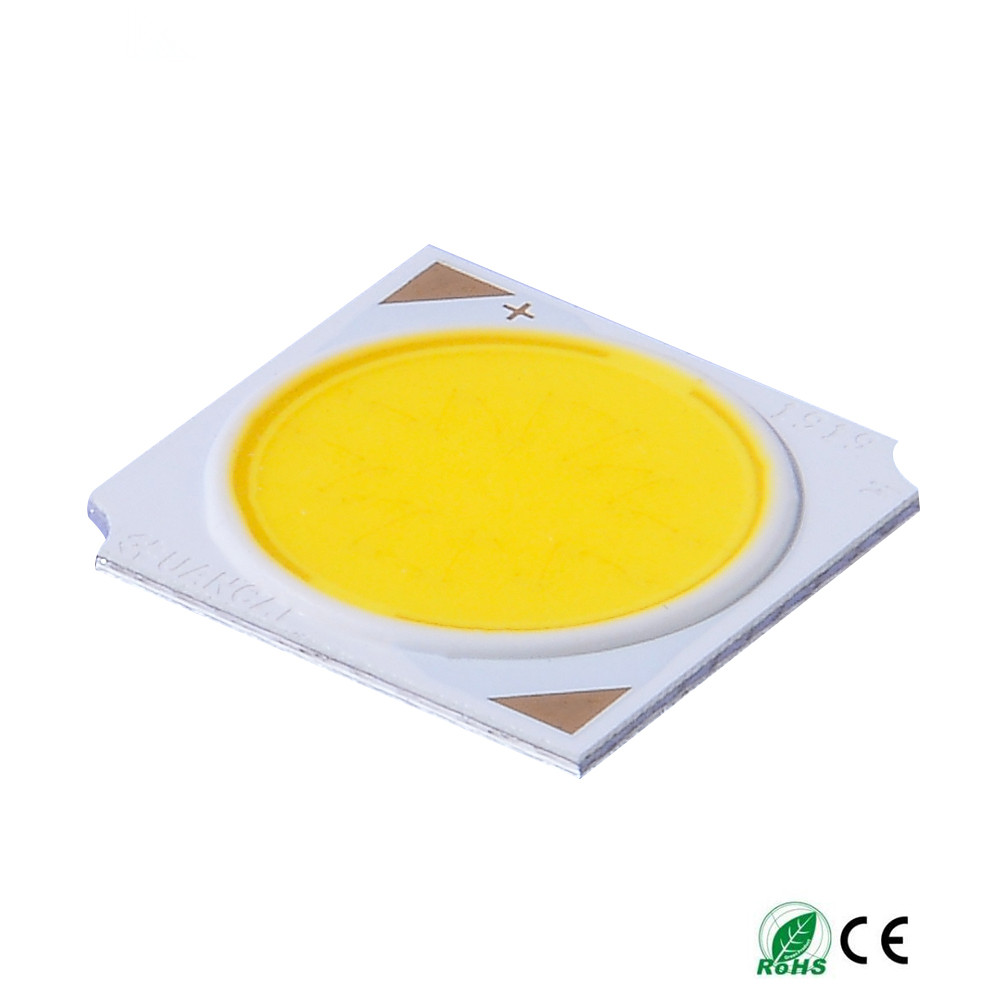 10PCS COB 3W 5W 7W 10W 12W led Square cob chip Side 11-20MM Chip On Board Spot Lights bulb spotlight Downlight LIGHTING image