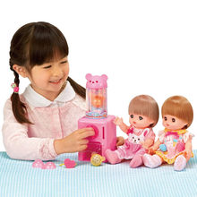 Mi Lu Bear Gashapon Machine Set GIRL'S Play House Toys Slot Machine 514757(China)