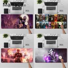 MaiYaCa-alfombrilla de ratón para gamers Magic The Gathering, XXL, para ordenador portátil, escritorio, pc, para lol/world of warcraft