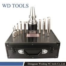 One set SK40   NBH2084  precision boring system +8pcs boring bar