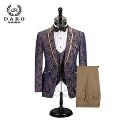Blazer Rojo Negro Delgado Masculino Uomo 2019 boda graduación chaquetas de un solo botón para hombres chaqueta de traje elegante DR8196