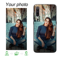 Custodia fai-da-te personalizzata per Xiaomi Redmi Note 9s 9 Pro 8 8A 8T 7 7A Mi Note 10 Lite 9T Poco X3 NFC F2 Pro Cover Couqe