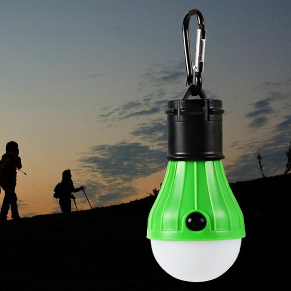 2019 New Led Camping Light Emergency Light Outdoor Portable Camping Light Christmas Decoration Small Hanging Lamp