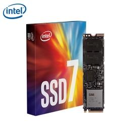 Intel SSD 760P Serie 128GB NVME ssd TLC m.2 2280 PCIe 3.0x4 SSD 256GB 512GB 1TB 2TB Solid state drive voor laptop