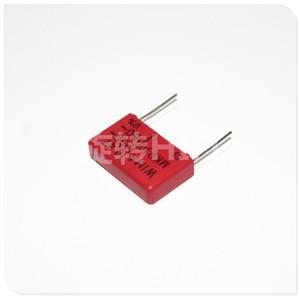 Image 1 - 4 sztuk czerwony WIMA MKP10 0.47UF 250V p22.5mm oryginalny nowy MKP 10 474/250V audio 470nf film 474 PCM22.5 gorąca sprzedaż 0.47 uf/250 v
