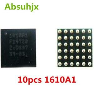 Image 1 - Absuhjx 10 sztuk 1610A1 U2 ładowania ic dla iPhone 5S ładowarka USB ic Chip 36pin na pokładzie piłka części