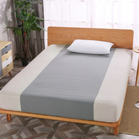 EARTHING original Half bed Sheet 1pcs 90*270cm Conductive Bacteriostatic by silver yard and nature cotton