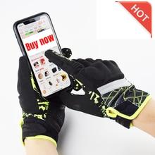 Vemar hommes gants moto 3D maille écran tactile Enduro Motocross course gants plein air Sport vtt cyclisme motard gants