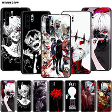 Webbedepp Tokyo Ghoul Anime Case Voor Huawei Honor 6A 7A 7C 7X 8 8X 8C 9 9X 10 20 Lite pro Note View(China)