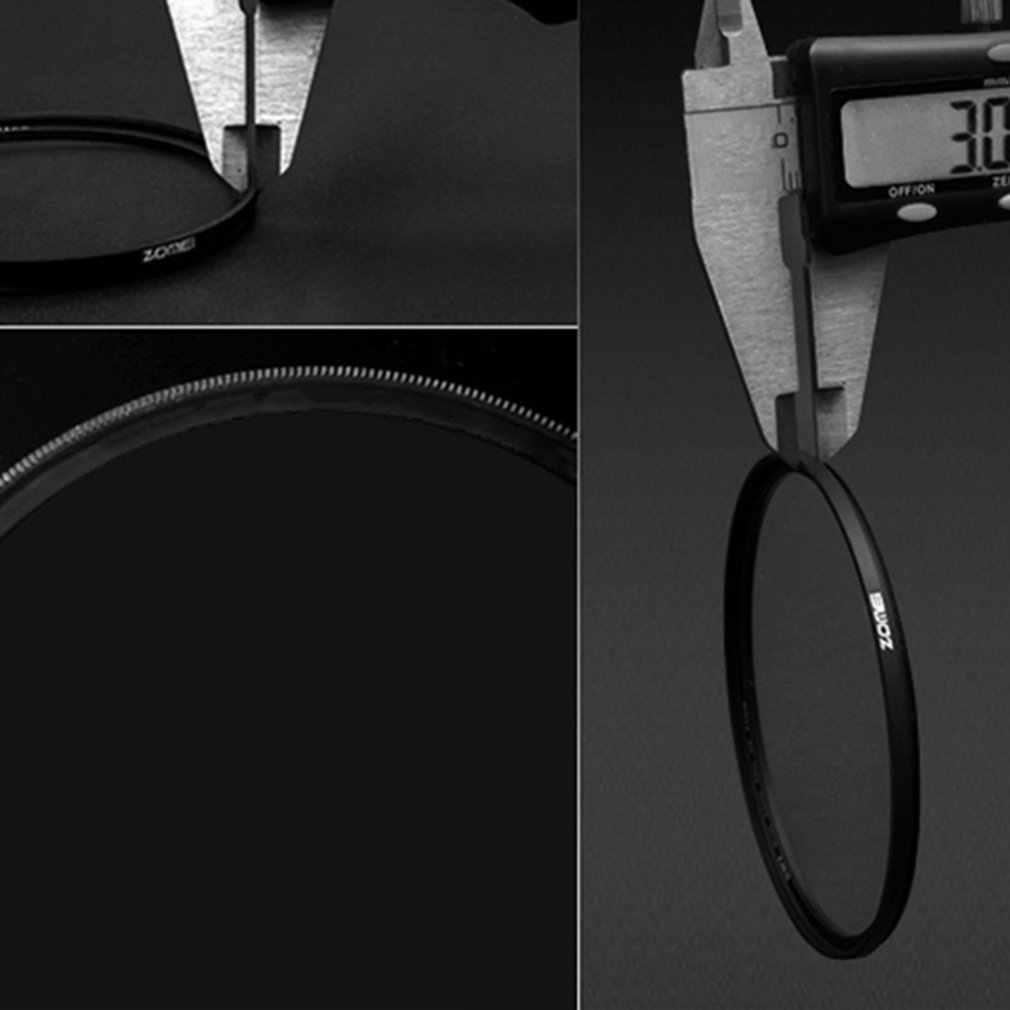 Zomei Penyaring Bentuk Lingkaran MCUV Filter Kamera Melindungi Filter Lensa untuk Canon Nikon SLR DSLR Kamera 49 Mm 52 Mm 55 Mm 58 MM 62 Mm 67 Mm 72 Mm 77 Mm 82 Mm