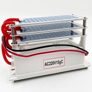 Image 3 - 24 جرام 10 جرام المحمولة مولد أوزون 220 فولت 110 فولت 12 فولت لتنقية الهواء المعالج بالأوزون معقم للاستخدام المنزلي أو السيارة