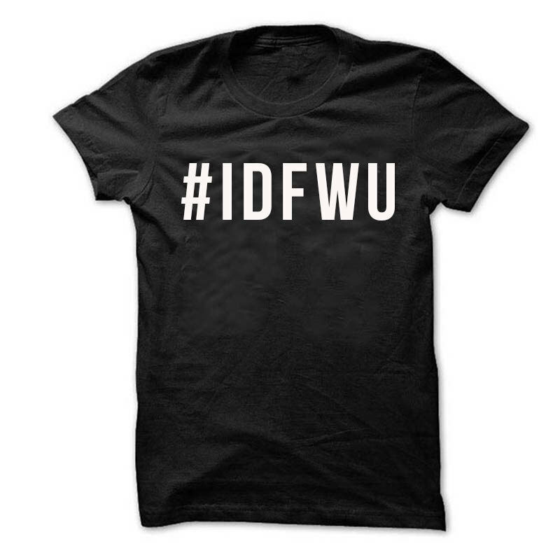 IDFWU <font><b>shirt</b></font> Big <font><b>Sean</b></font> <font><b>T</b></font> <font><b>shirt</b></font> HIP-HOP Fashion Hipster Unisex <font><b>t</b></font> <font><b>shirt</b></font> image