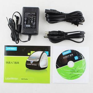 Image 4 - Máquina de etiquetado DYMO de la mejor calidad, impresora LW450, máquina de precios de código de barras receptora de precios de ropa, impresora LW450