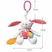 Newly Baby Kids Car Pram Handbell Stroller Hanging Hand Bell