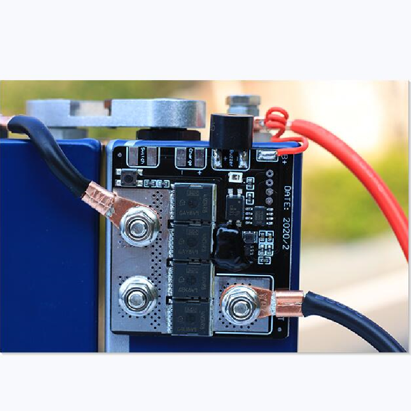 1Pcs 18650 Battery Portable Spot Welding Circuit PCB Board For Farad Capacitor Special Spot Welding Machine