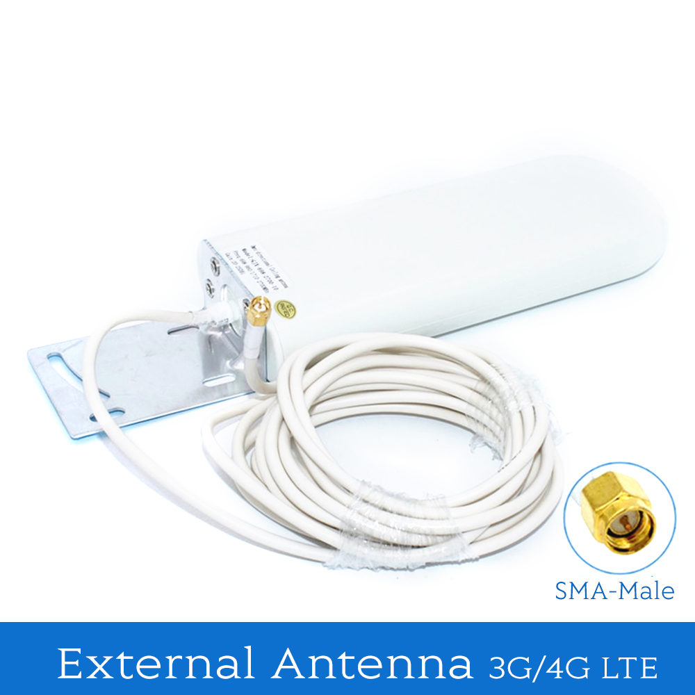 Antenna for Modem Hotspot with TS9 connector for 2G 3G 4G LTE GSM WiFi Bluetooth