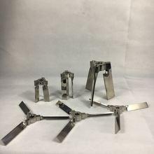 Пневматический инструмент Запчасти складной пропеллер с вращением