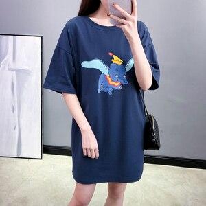 Маленький и принтом «слон» для большого размера с коротким рукавом для беременных одежда хлопковый топ, блуза Одежда для беременных женщин; Одежда для кормящих мам; 3771 Футболки      АлиЭкспресс