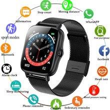 2021 nova chamada bluetooth relógio inteligente das mulheres dos homens monitor de freqüência cardíaca fitness esporte relógios atividade rastreador smartwatch para xiaomi