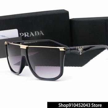 Retro Original Brand Designer classic Sunglasses UV Protection For Men/Women prescription Sun Glasses PR5153 Prada-
